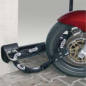 Защита мотоцикла от угона