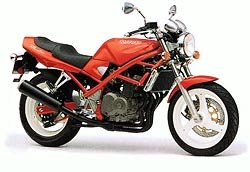 suzuki GSF 400 Bandit 1991 UK version