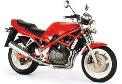 suzuki GSF 400 Bandit 1991 (German version)